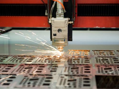 Μηχανήματα κοπής laser