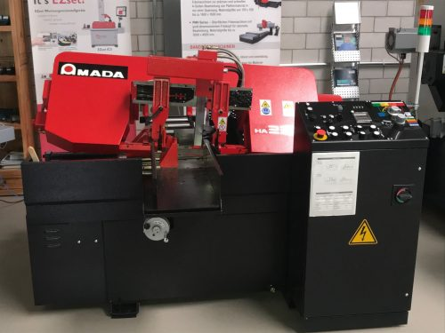 AMADA HA-250W Fully Automatic Band Saw Amada HA-250 W.