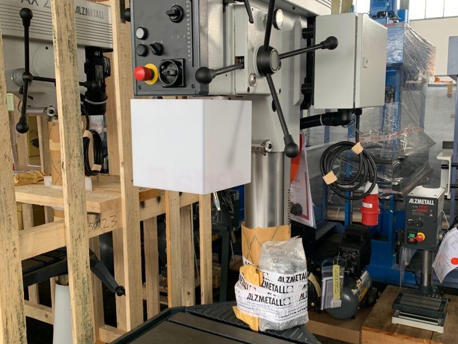 ALZMETALL AX 4/SV - Säulenbohrmaschine
