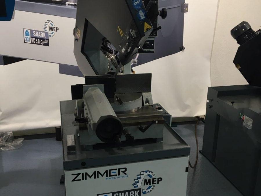 MEP Shark 282 CCS - Bandsägemaschine