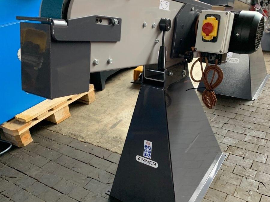 ZIMMER Dynamik 75/1/3 - Bandschleifmaschine