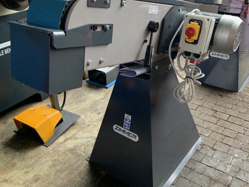 ZIMMER Dynamik 150/1/3 – Bandschleifmaschine