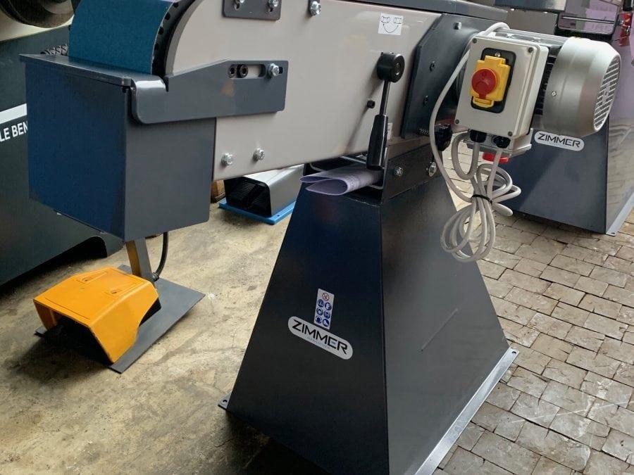 ZIMMER Dynamik 150/1/3 - Bandschleifmaschine