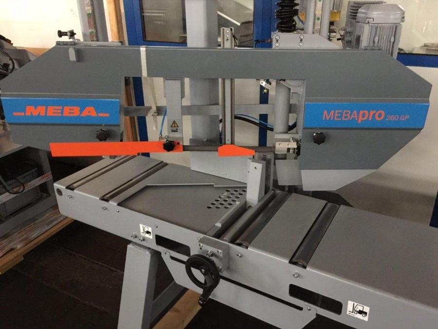 MEBA MEBApro 260 GP - Bandsägemaschine