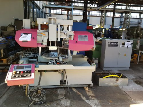 BEHRINGER HBP 260/403 NC-G Used Band Saw Machine, Fabr.