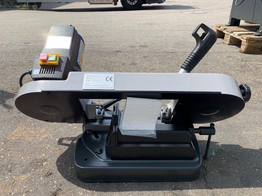 ZIMMER Z 125/R - Bandsägemaschine