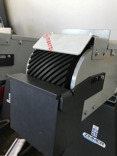 ZIMMER Dynamik 150/2/3 - Bandschleifmaschine