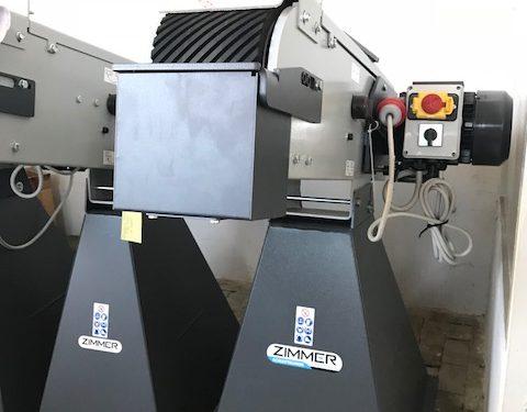 ZIMMER Dynamik 150/2/3 – Bandschleifmaschine