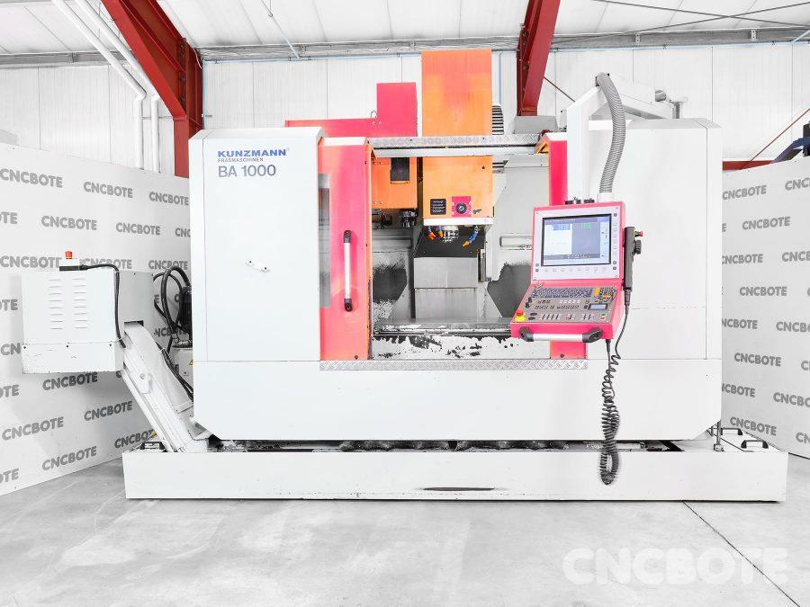 Kunzmann BA 1000 Bearbeitungszentrum