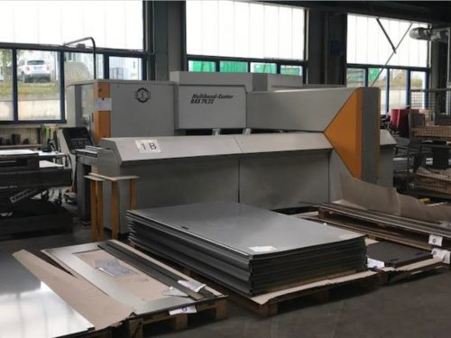 RAS MultiBend Center 79.22 – Centrul De îndoire A Tablelor CNC