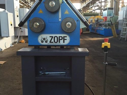 ZOPF ZB 60 M – Ohýbačka Trubek
