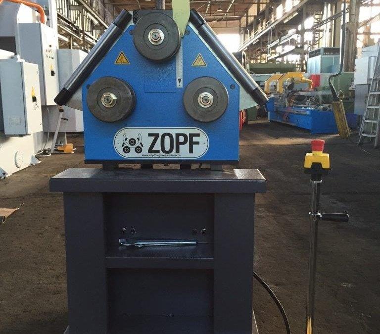 ZOPF ZB 60 M - Rohrbiegemaschine