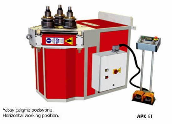 AK-BEND APK 61 - Rohrbiegemaschine