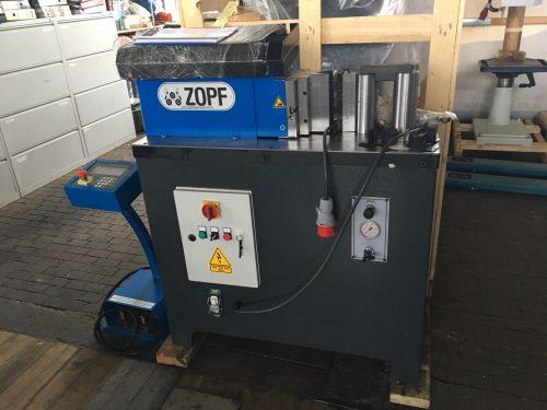 ZOPF T 200 Multiprogramm – Dobradeira Horizontal