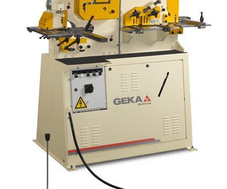 GEKA Multicrop 45 – Ψαλίδια χάλυβα διατομής