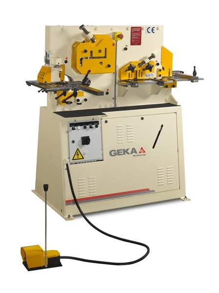 GEKA Multicrop 45 - Profilstahlschere