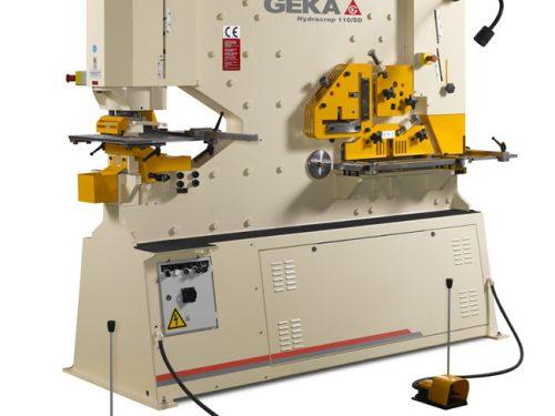 GEKA Hydracrop 110 S – Nůžky Na Ocelové Profily
