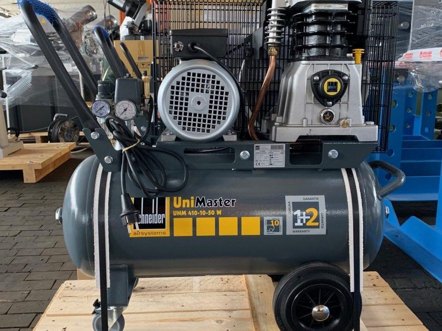 SCHNEIDER UNM 410-10-50 W - Kolbenkompressor