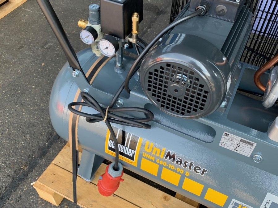 SCHNEIDER UNM 660-10-90 D - Kolbenkompressor
