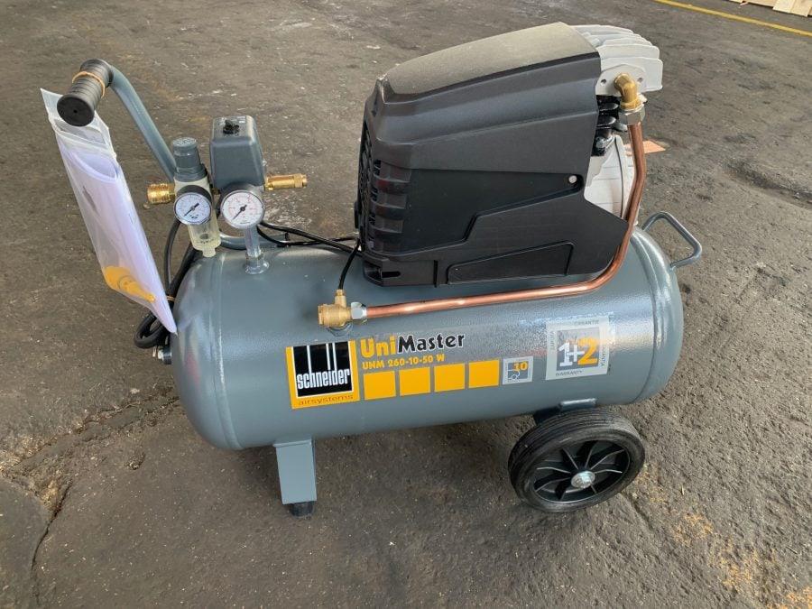 SCHNEIDER UNM 260-10-50 W - Kolbenkompressor