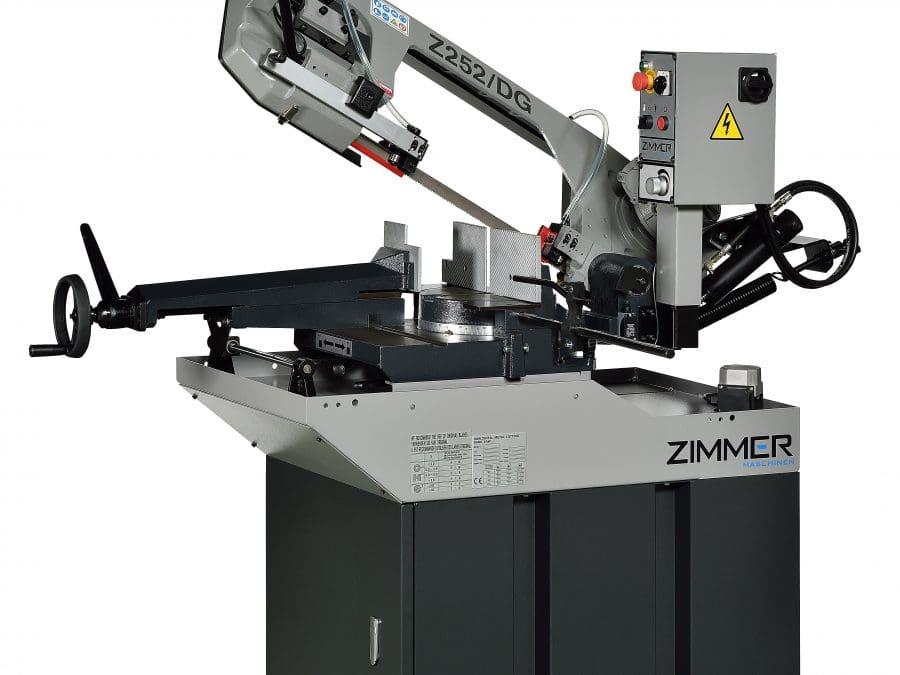 ZIMMER Z252/DGV - Bandsäge