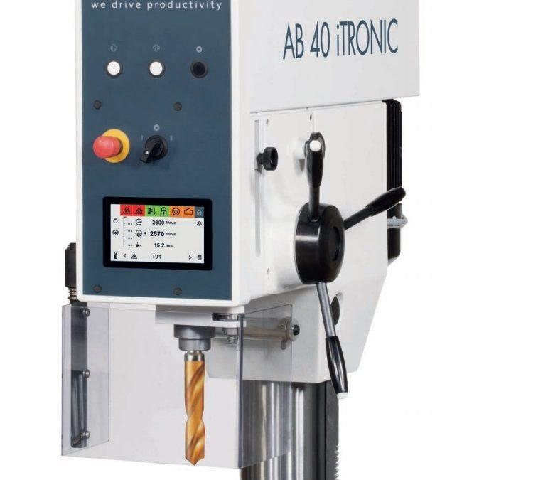 ALZMETALL AB 40 iTRONIC - Säulenbohrmaschine