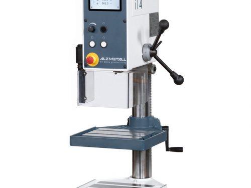 ALZMETALL ALZTRONIC i14 – Bænkboremaskine
