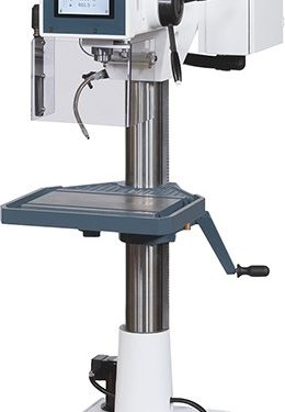 ALZMETALL AB 26 iTRONIC – Column Drilling Machine