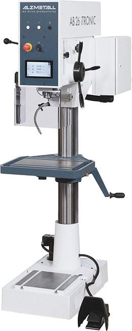 ALZMETALL AB 26 iTRONIC - Säulenbohrmaschine