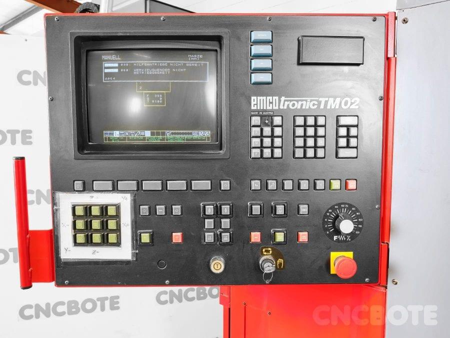 Emco Emcoturn MC 90T Fräsmaschine